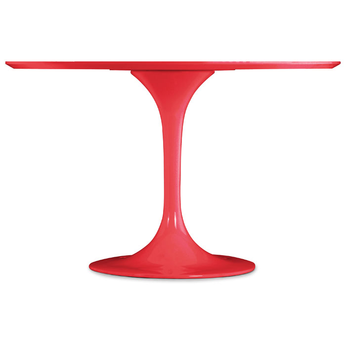 Wilco Saarinen Style Table in Red
