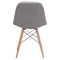 Probability Dining Chair - Gray - ZM-104155