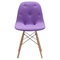 Probability Dining Chair - Purple - ZM-104157