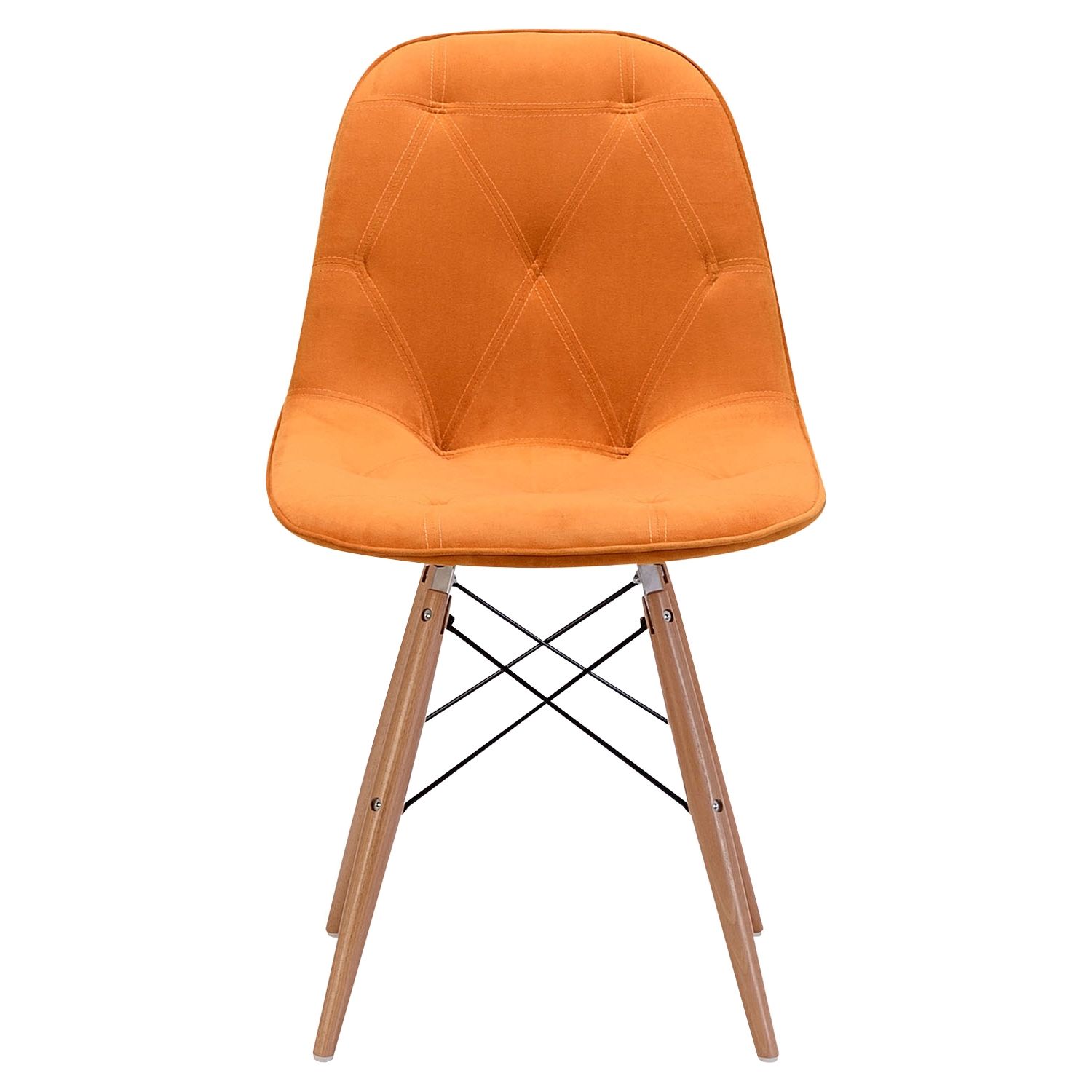 Probability Dining Chair - Orange