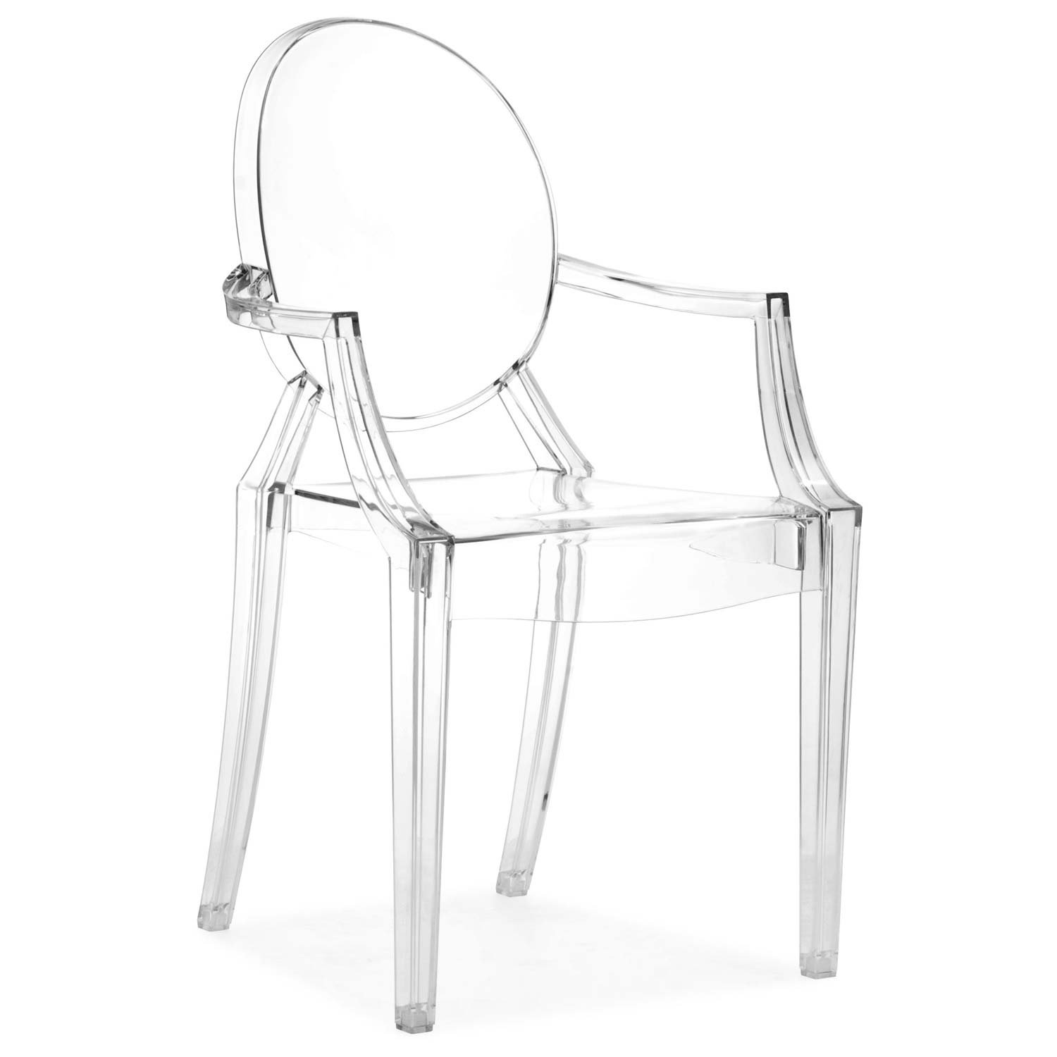 Anime Ghost Style Dining Chair - ZM-10610X