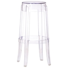 Anime Stackable Transparent Bar Stool