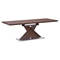 Jaques Extension Dining Table - Walnut - ZM-107859