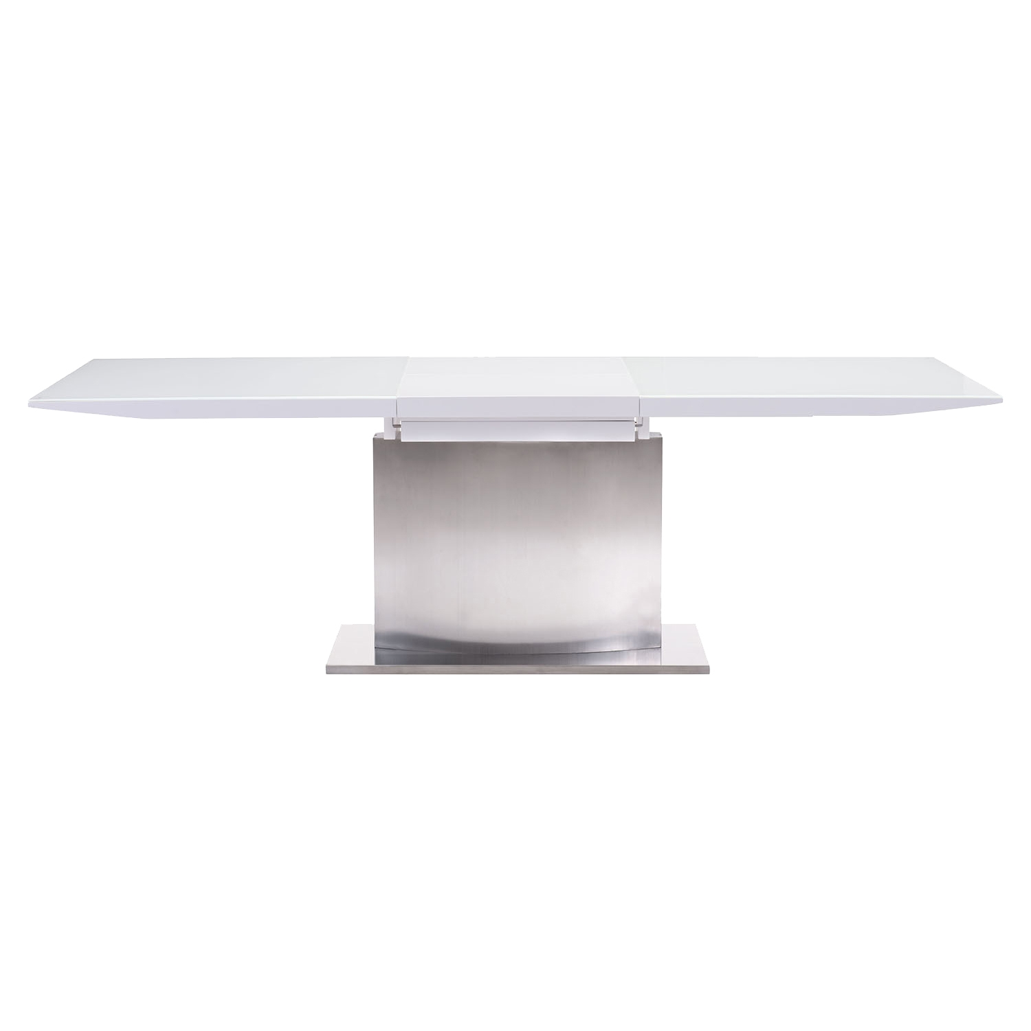Pierrefronds Extension Dining Table - White
