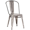 Elio Dining Chair - Steel, Gunmetal