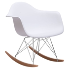 Rocket Chair - White