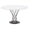 Spiral White Dining Table - ZM-110040