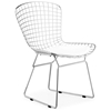 Bertoia Inspired Wire Chairs - Chrome