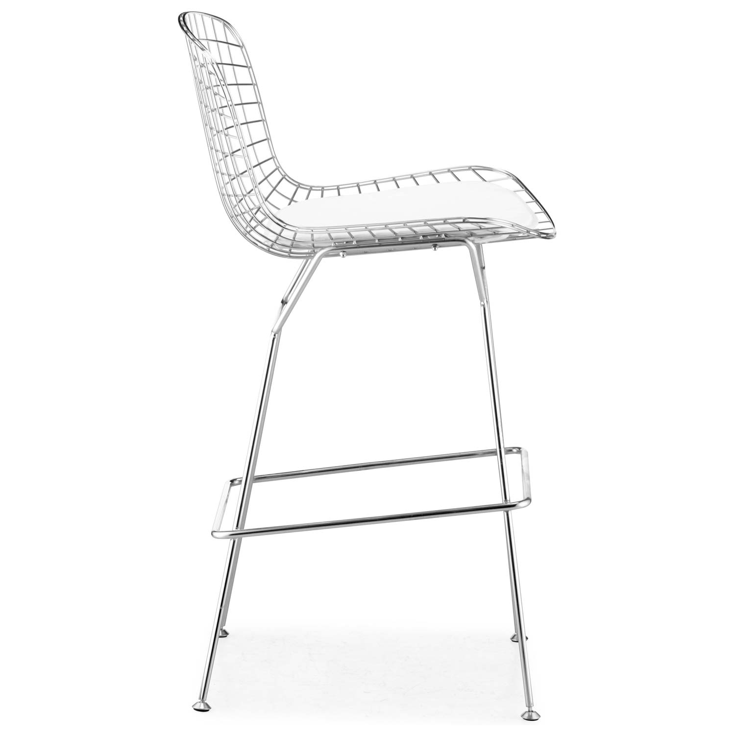 Bertoia Inspired Wire Bar Chair - ZM-188015