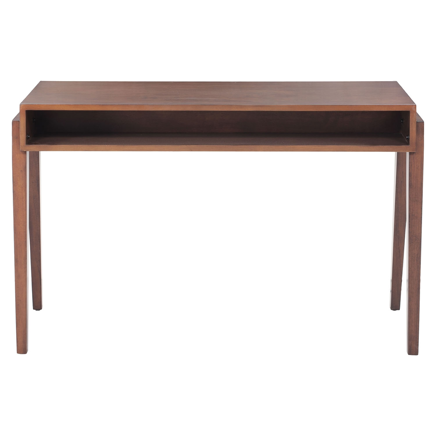 Linea Walnut Desk - ZM-199054