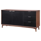 Liberty City Buffet Table - Walnut