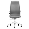 Herald High Back Office Chair - Gray