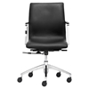 Herald Low Back Office Chair - Black