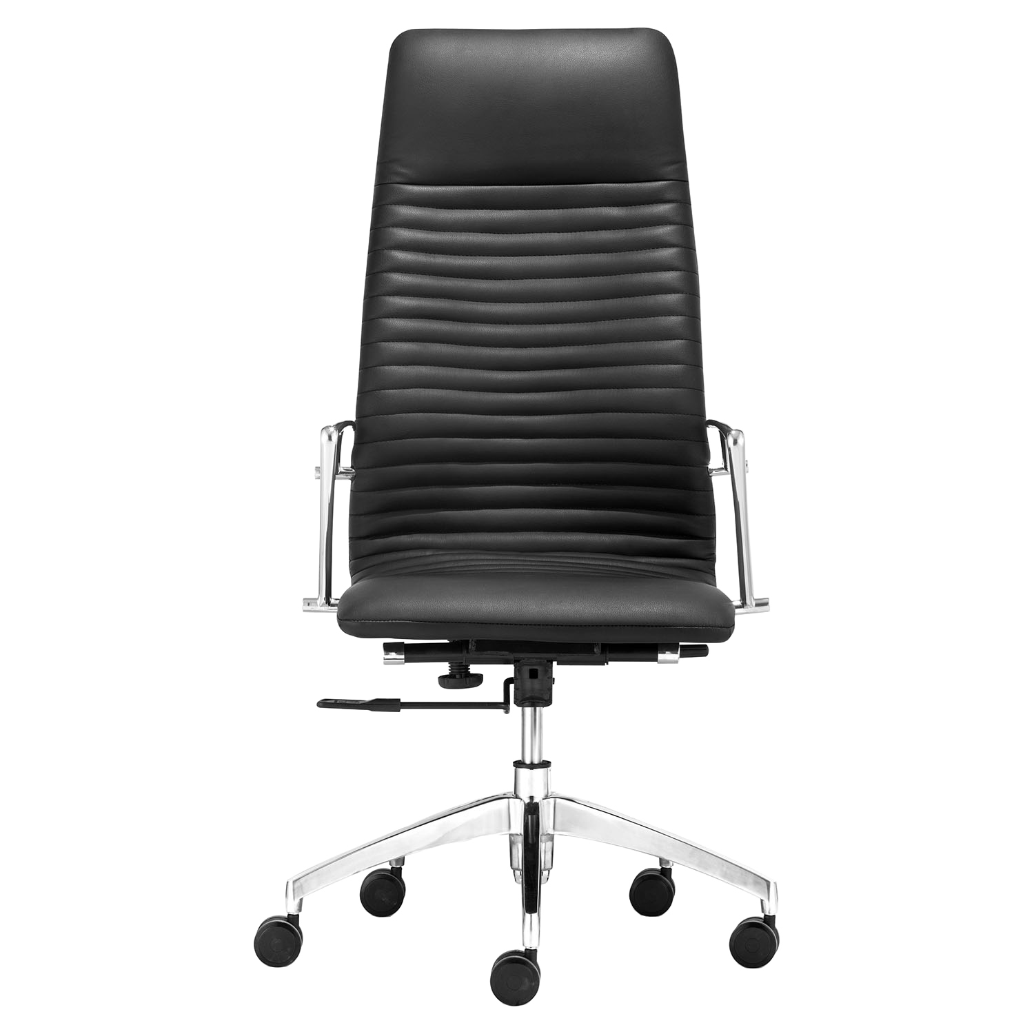 Lion High Back Office Chair - Black