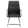 Lion Conference Chair - Black