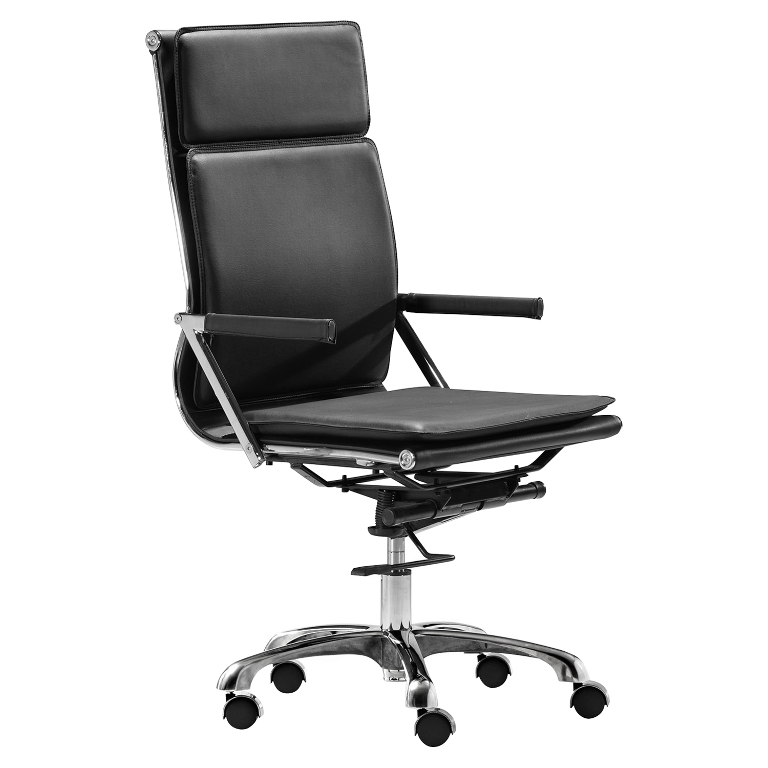 Lider Plus High Back Office Chair - Black