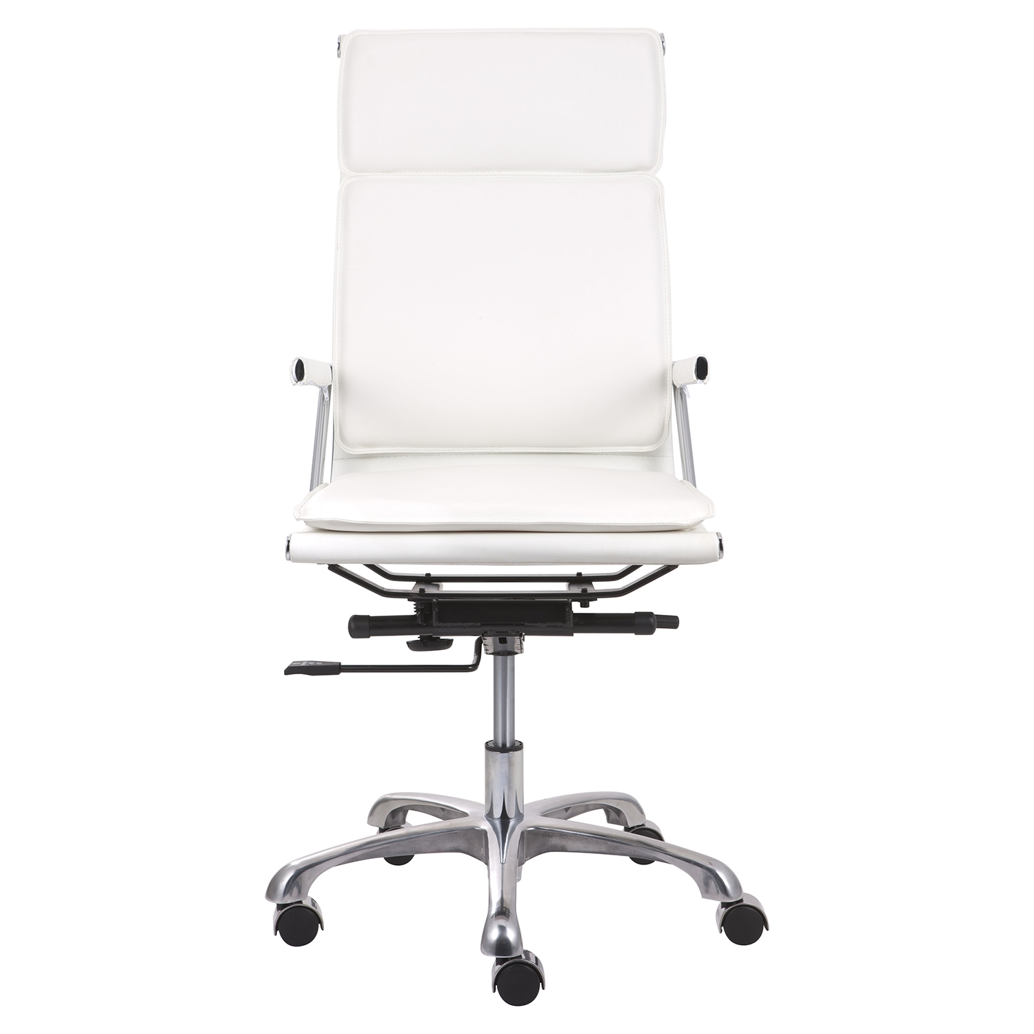Lider Plus High Back Office Chair - White - ZM-215232