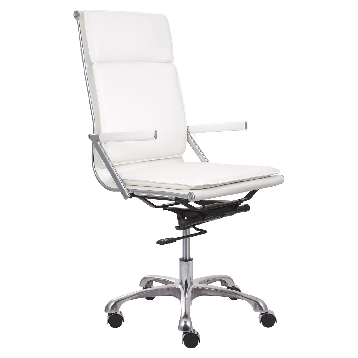 Lider Plus High Back Office Chair - White