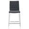 Uppsala Counter Chair - Graphite - ZM-300338