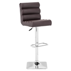 Nitro Bar Chair - Adjustable, Espresso