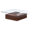 Mystic Walnut Coffee Table - ZM-404065