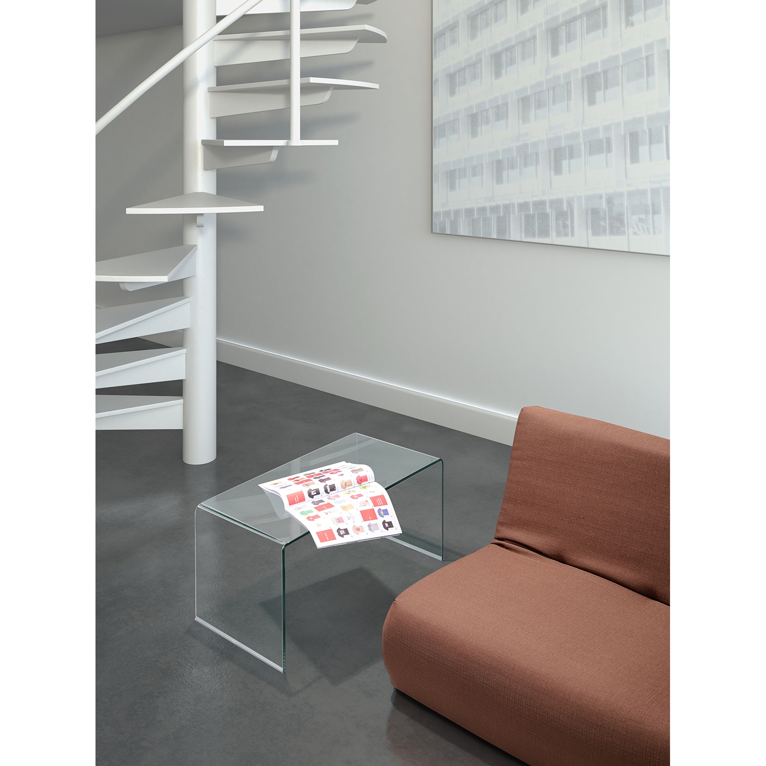 Course Clear Coffee Table - ZM-404084