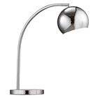 Solaris Chrome Table Lamp