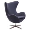 Skien Arm Chair - Iron Gray