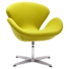 Pori Arm Chair - Pistachio Green