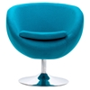 Lund Arm Chair - Island Blue