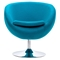 Lund Arm Chair - Island Blue - ZM-500322
