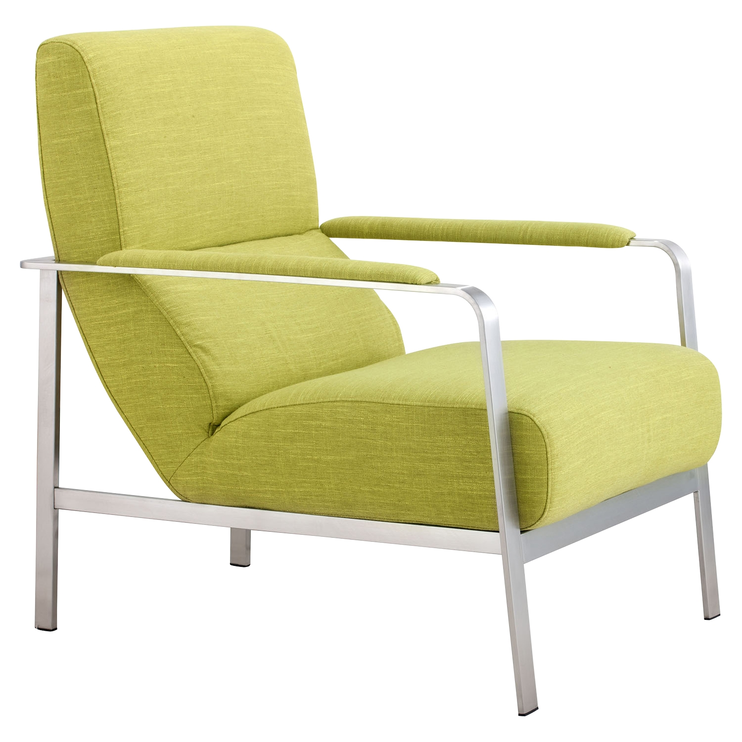 Jonkoping Arm Chair - Lime - ZM-500346