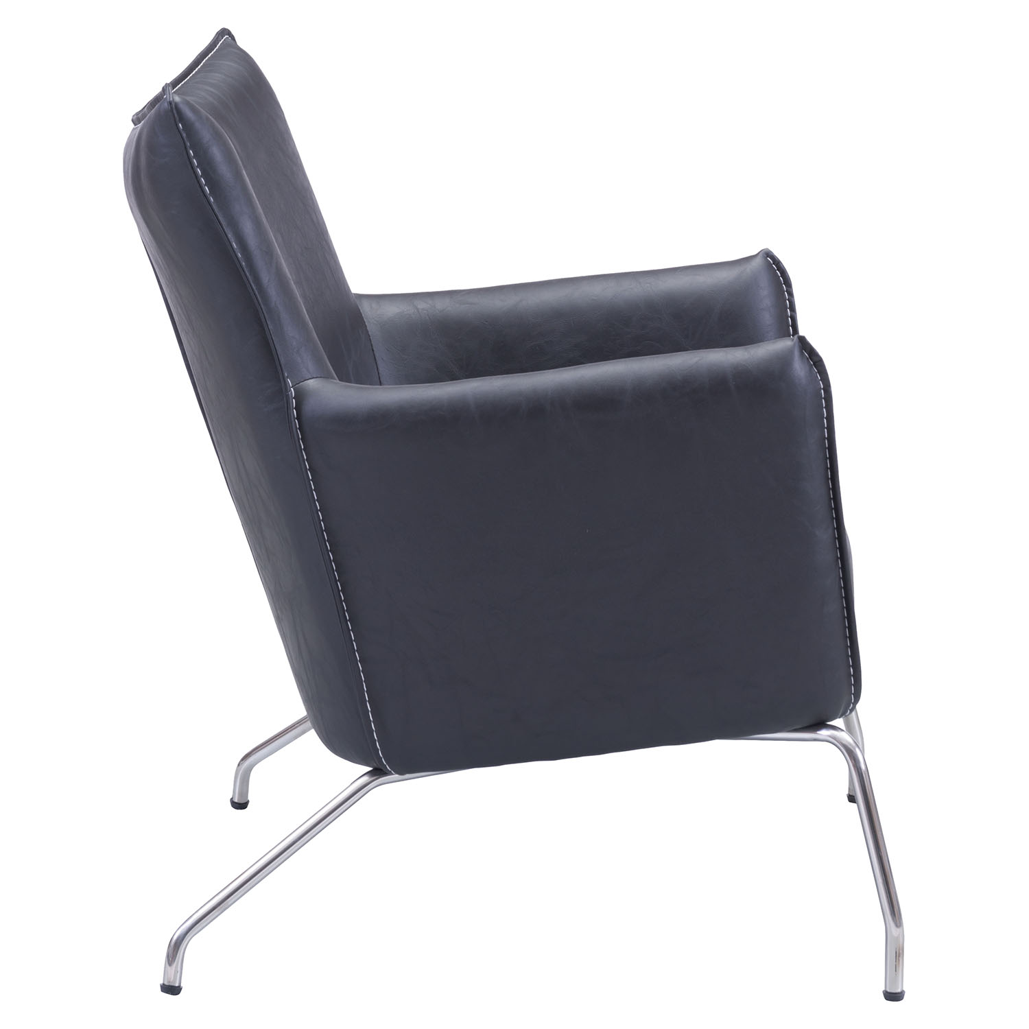 Ostend Occasional Chair - Volcano Gray - ZM-500508