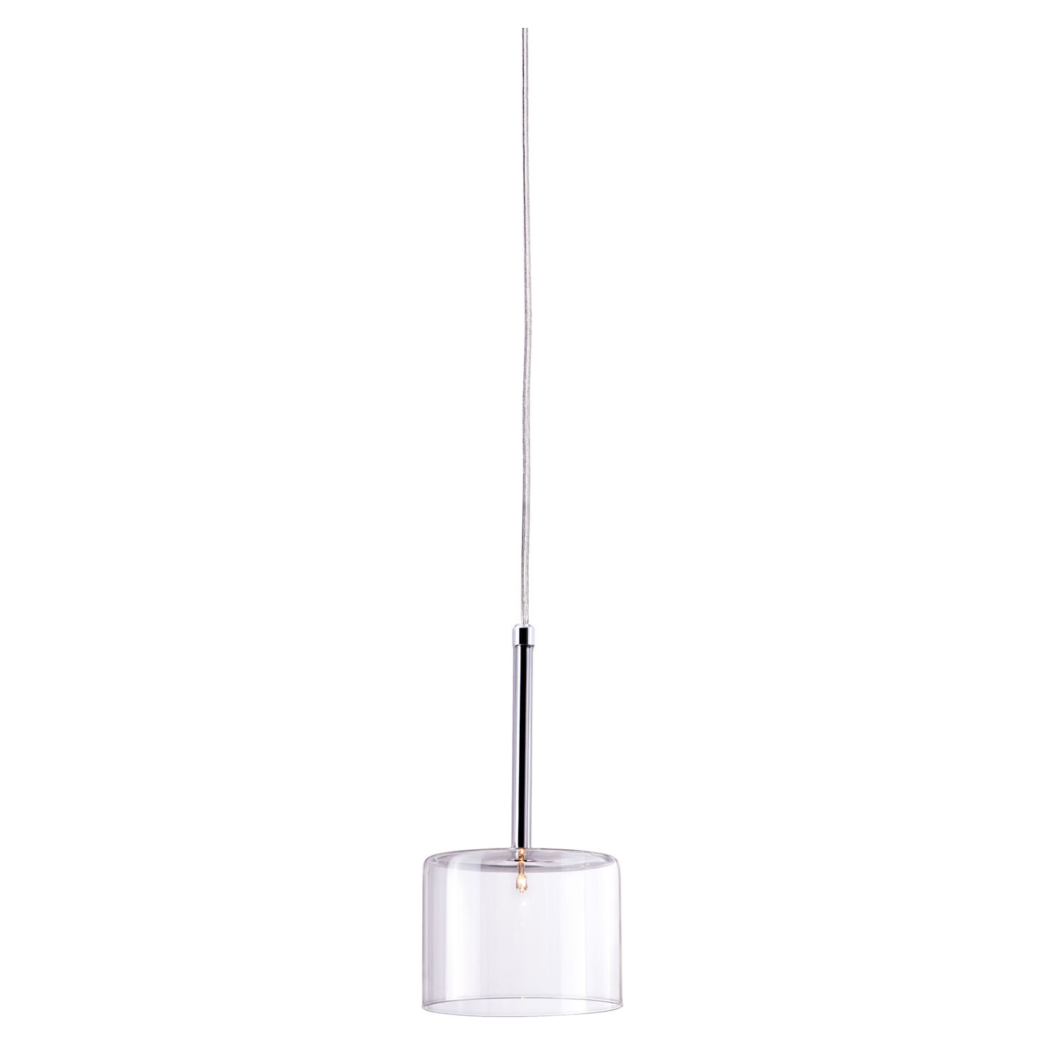 Storm Clear Ceiling Lamp