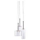 Lightning Clear Ceiling Lamp
