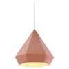 Forecast Rose Gold Ceiling Lamp
