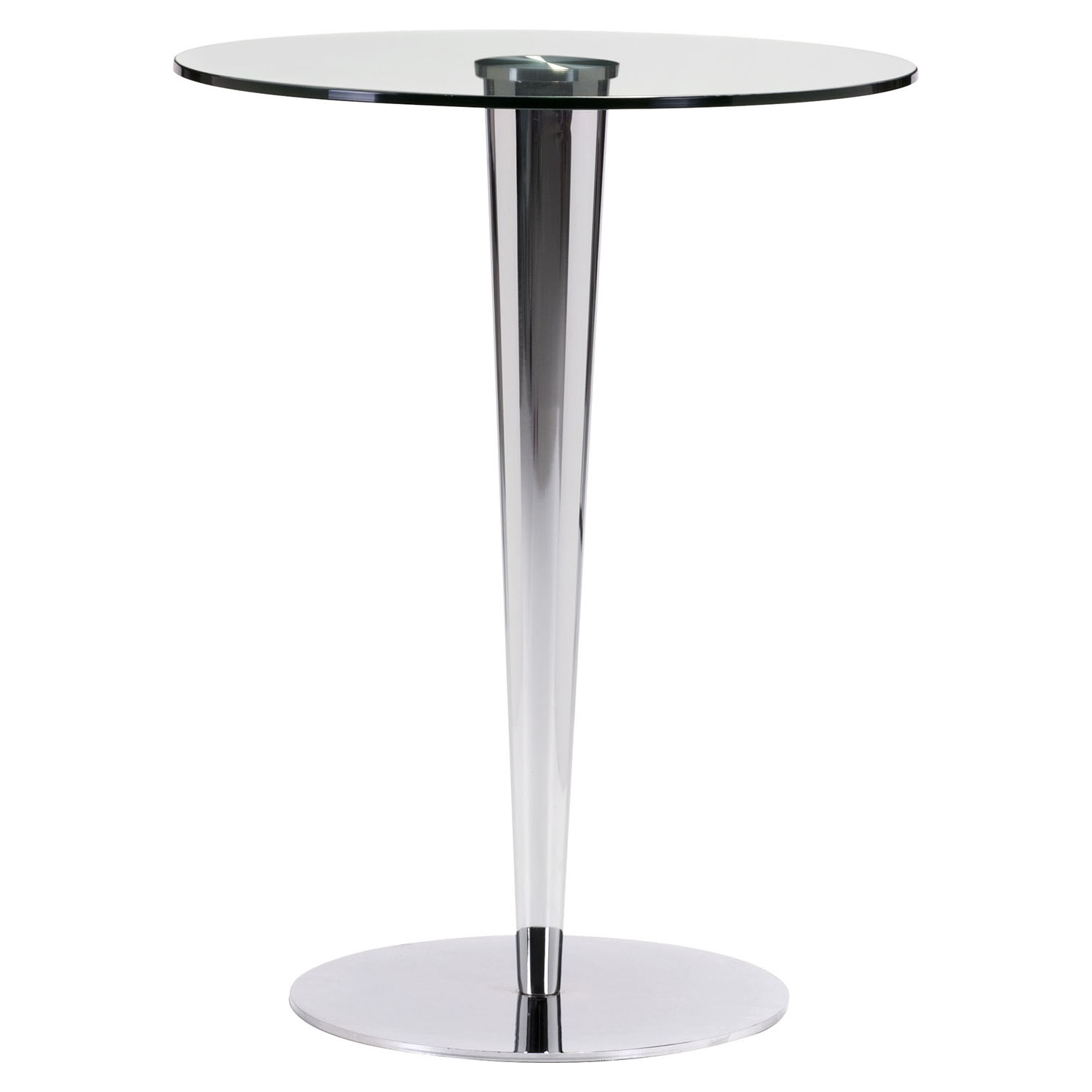 Kool Bar Table - Chrome - ZM-601173