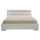 Godard Bed - White