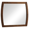 Portland Mirror - Walnut
