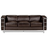 Fortress Leather Sofa