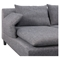 Axiom Ash Gray Sectional - ZM-900600