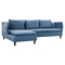 Axiom Cowboy Sectional - Blue - ZM-900601