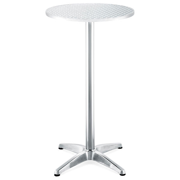 Christabel Folding Aluminum Bar Table
