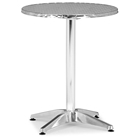 Christabel Folding Aluminum Table