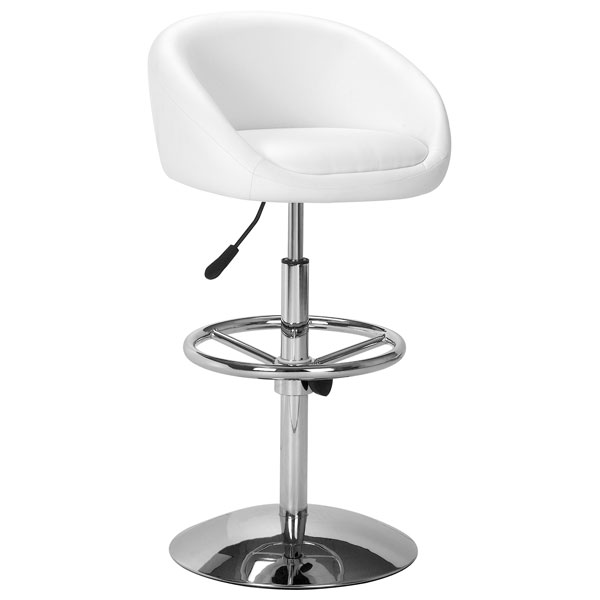 Concert Swivel Bar Stool