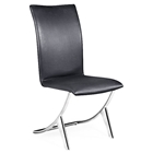Delfi Dining Chairs in Black