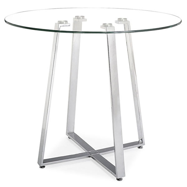 Lemon Drop Counter Height Table