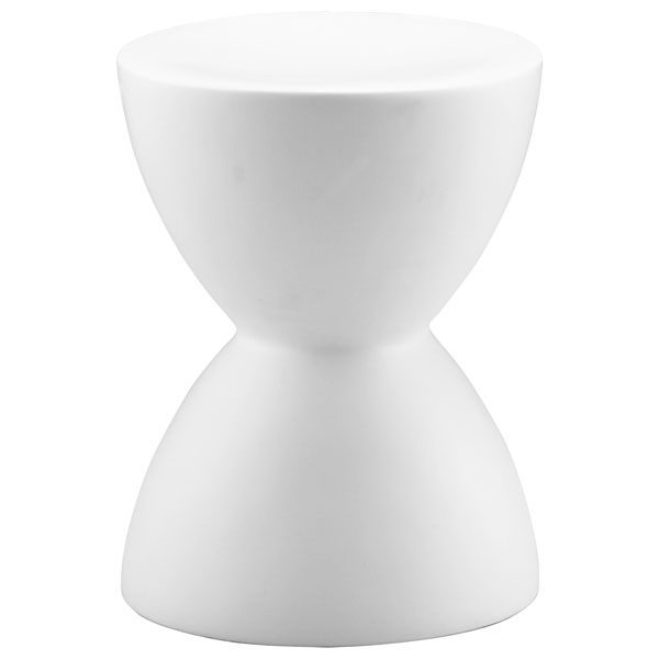 Spring Hourglass Shaped Stool - ZM-15501X