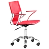 Trafico Red Office Chair