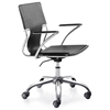 Trafico Modern Black Office Chair